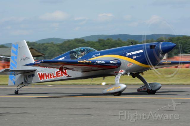 EXTRA EA-300 (N821MG) - #MikeGoulian taxi