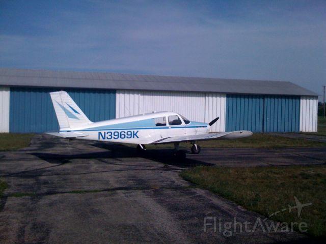 Piper Cherokee (N3969K)