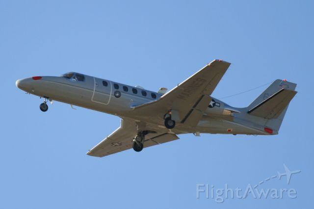 — — - Test Flight after CMWS install at Raytheon Wichita, KS