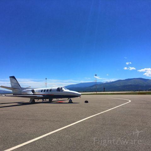 Cessna Citation 1SP (N888PN)