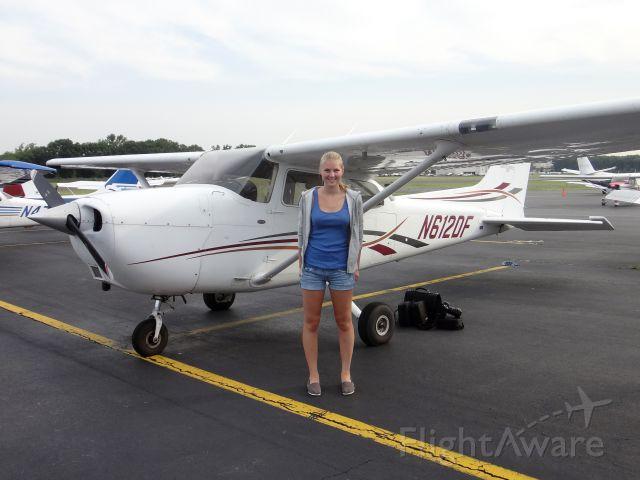 Cessna Cutlass RG (N612DF)