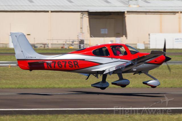 Cirrus SR-22 (N767SR)