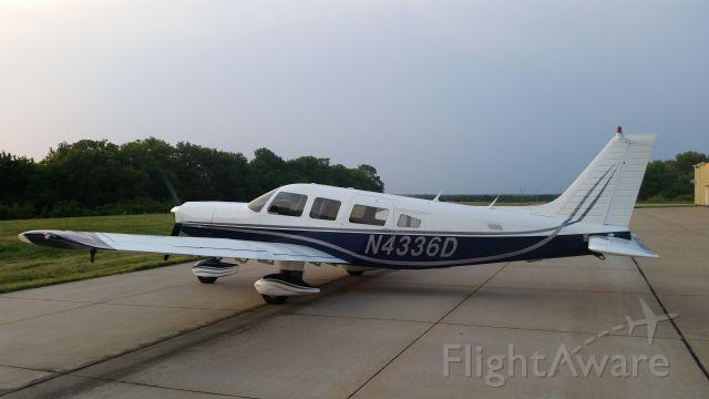 Piper Saratoga (N4336D)