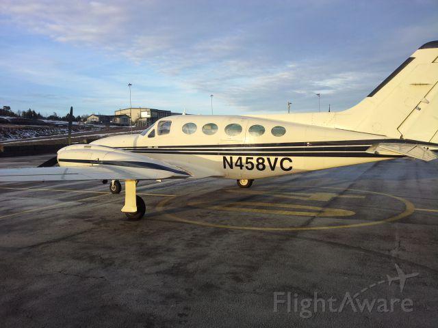 Cessna 421 (N458VC)