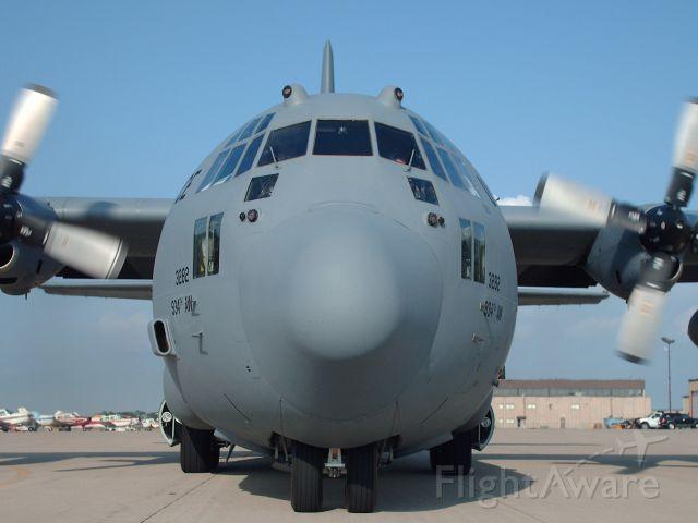 Lockheed C-130 Hercules (N23282) - USAF FLYING VIKINGS 934TH AW