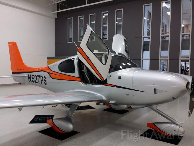 Cirrus SR-22 (N527PS) - Ready to go