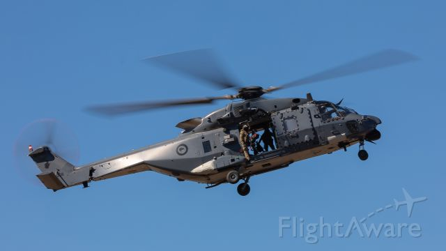 NHI NH-90 (ANZ3306) - Royal New Zealand Air Force MRH-90 TTH