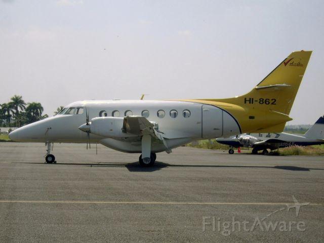 British Aerospace Jetstream 31 (HI862) - VolAir