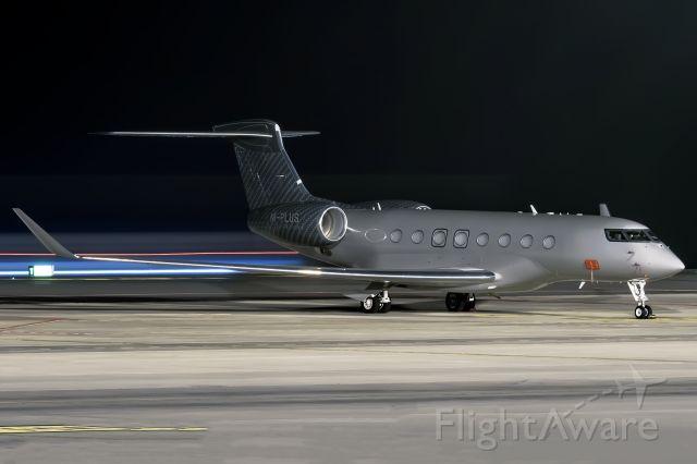 Gulfstream Aerospace Gulfstream G650 (M-PLUS)