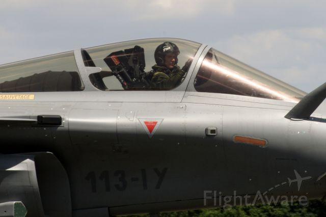 Dassault Rafale (F-UHIY) - Rochefort Air Show 2011