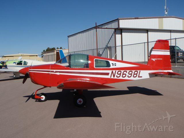 Grumman AA-5 Tiger (N9698L)