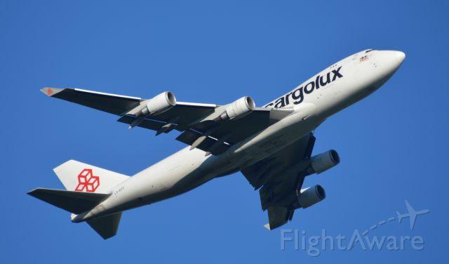 Boeing 747-400 (LX-ECV)