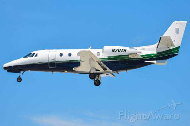 Cessna Citation Excel/XLS (N70TH) - N70TH