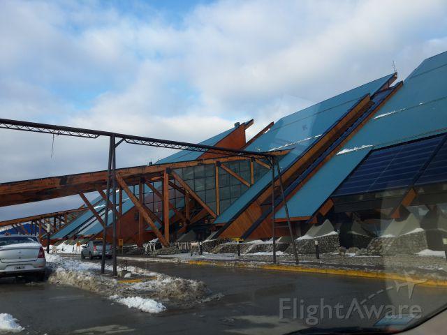 — — - Aeropuerto Internacion de la ciudad de Ushuaia TDF Argentina Cod SAWH