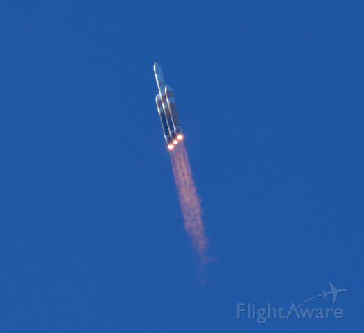 — — - Vandenberg AFB Launch of NROL 71 Delta IV Heavy