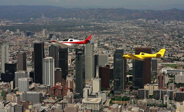 Experimental  (N73S) - A pair of Lancair 320/360