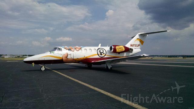Cessna Citation CJ1 (N878JP)
