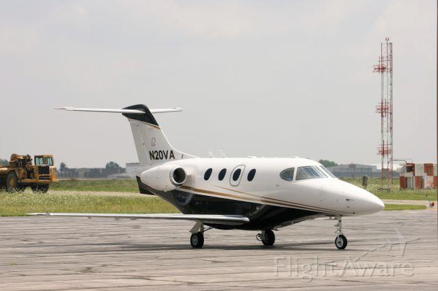 Beechcraft Premier 1 (N20VA)