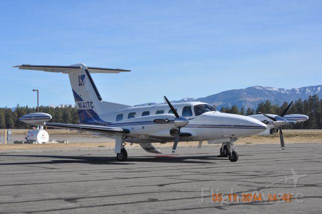 Piper Cheyenne 3 (N141TC) - CRISP NOVEMBER MORNING OF 2014.