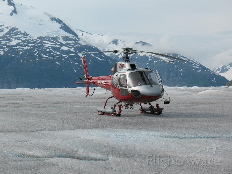 N147TH — - On a glacier in AK.