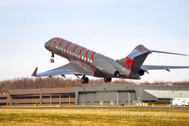 Bombardier Global Express (C-FLMK)