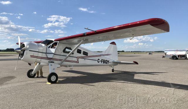 De Havilland Canada DHC-2 Mk1 Beaver (C-FBQY)