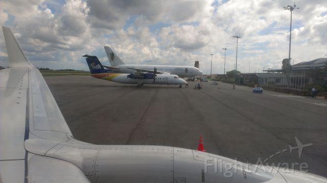 de Havilland Dash 8-300 — - LIAT and EZjet does size matters?