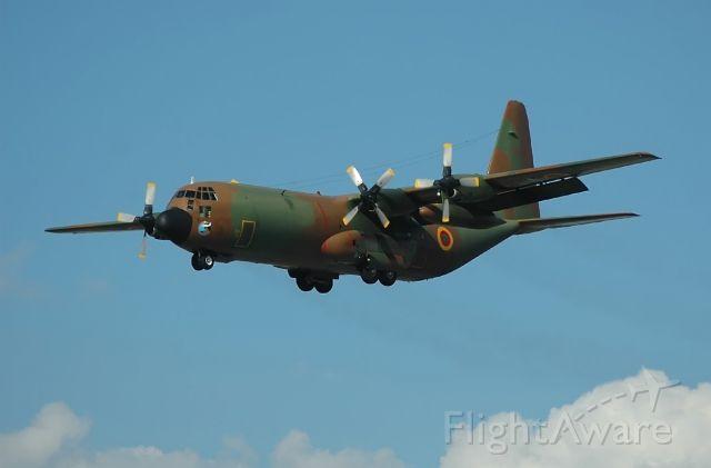 Lockheed C-130 Hercules (TJ-XCE)