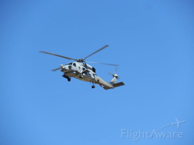 — — - This chopper did seven slow and go passes over our house (near the airport), even hovering for 30 seconds or so.