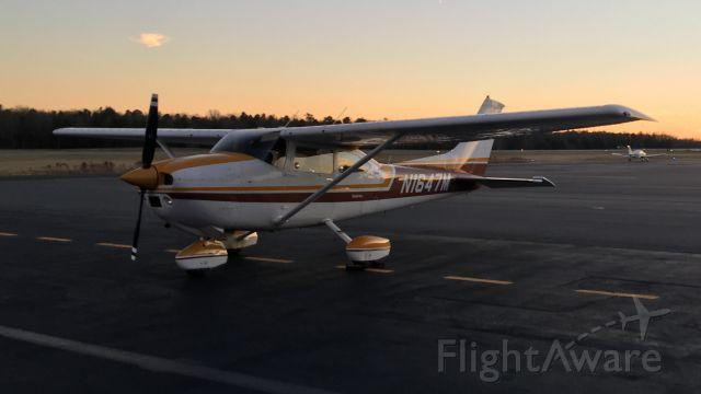 Cessna Skylane (N1647M)