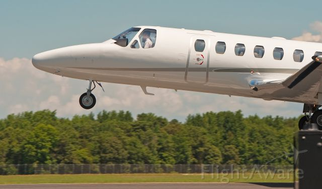 Cessna Citation II (N827DP) - Take off Cape May County NJ