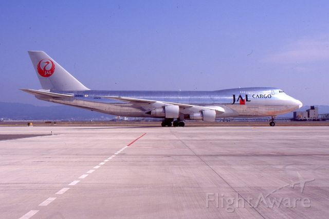 Boeing 747-200 (JA8180)