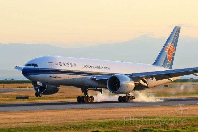 Boeing 777-200 (B-2080)