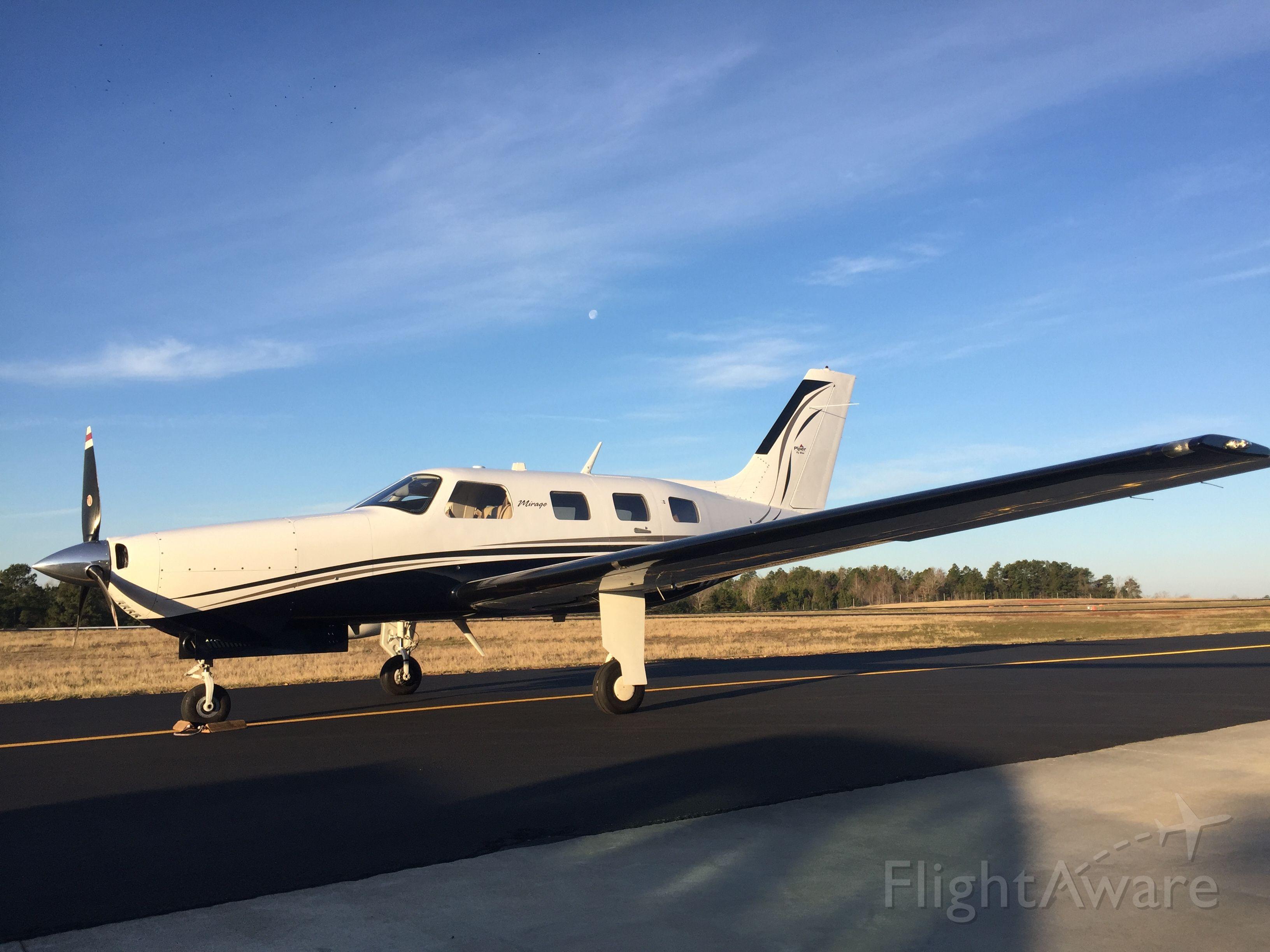 Piper Malibu Mirage (N6074A)