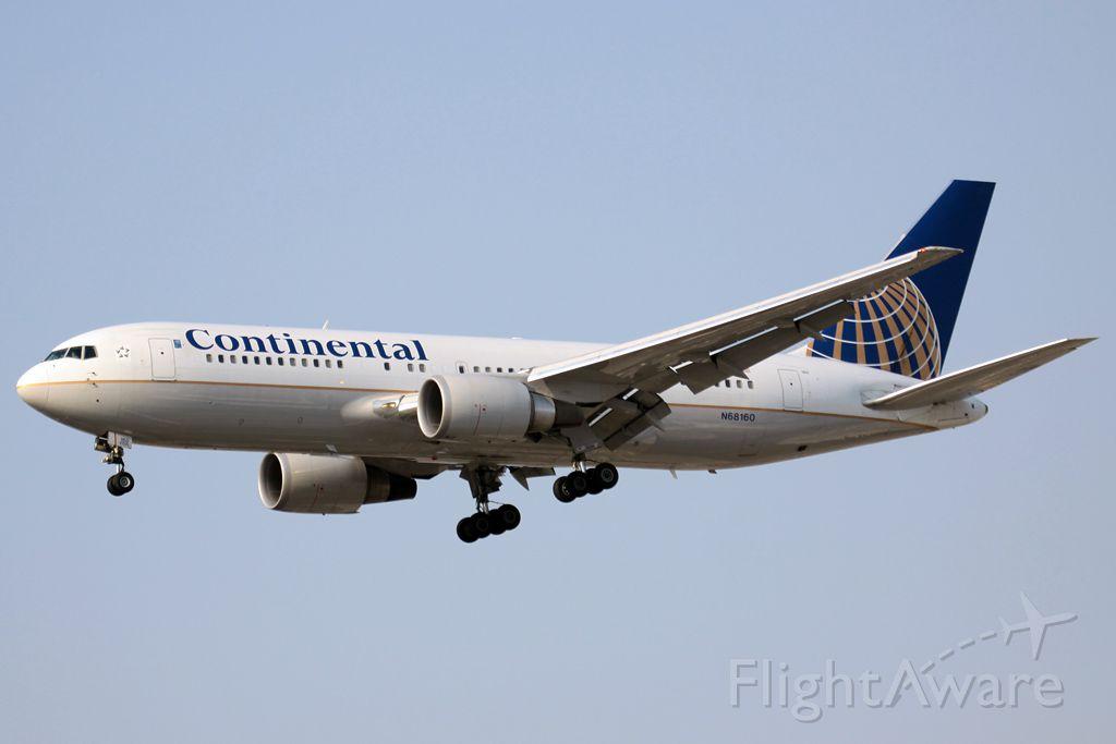 BOEING 767-200 (N68160)