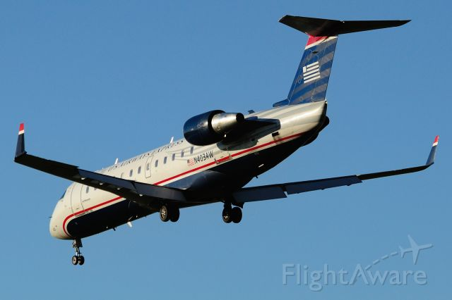 Canadair Regional Jet CRJ-200 (N403AW)