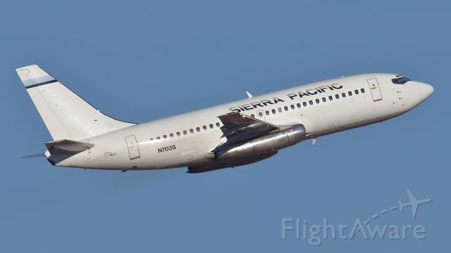 Boeing 737-200 (N703S) - January 31, 2018. Smyrna, TN -- N703S climbing out of MQY runway 14. Uploaded in low-resolution. Full resolution is available at cowman615 at Gmail dot com. cowman615@gmail.com