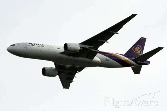 Boeing 777-200 (HS-TJS) - 17 MAY 2012