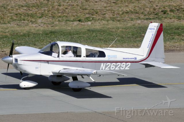 Grumman AA-5 Tiger (N26292) - Grumman AA-5A Cheetah