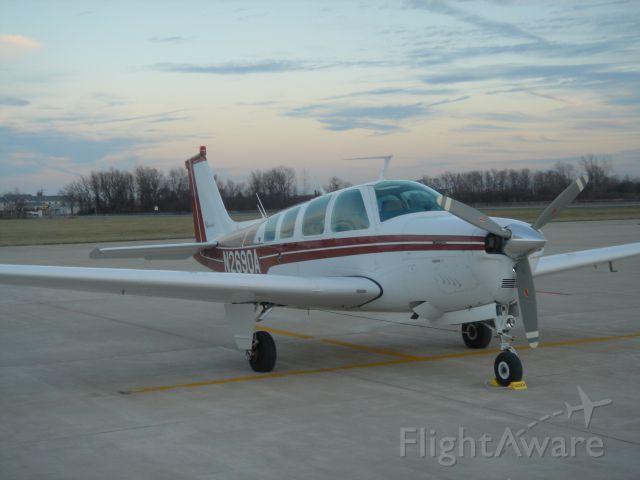 Beechcraft Bonanza (36) (N2690A)