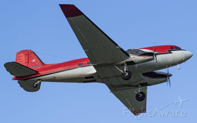 Douglas DC-3 (turbine) (C-FBKB)