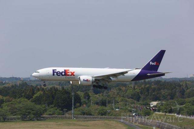 Boeing 777-200 (N857FD)