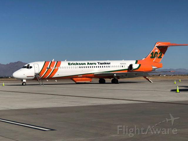 McDonnell Douglas MD-87 (N292EA)