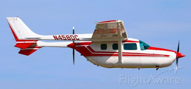 Cessna Super Skymaster (N458DC)