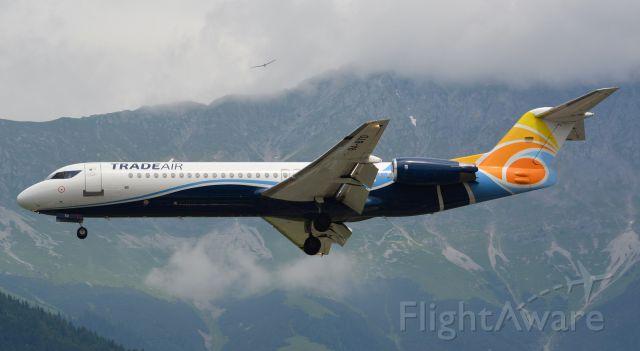 Fokker 100 (9A-BTD)