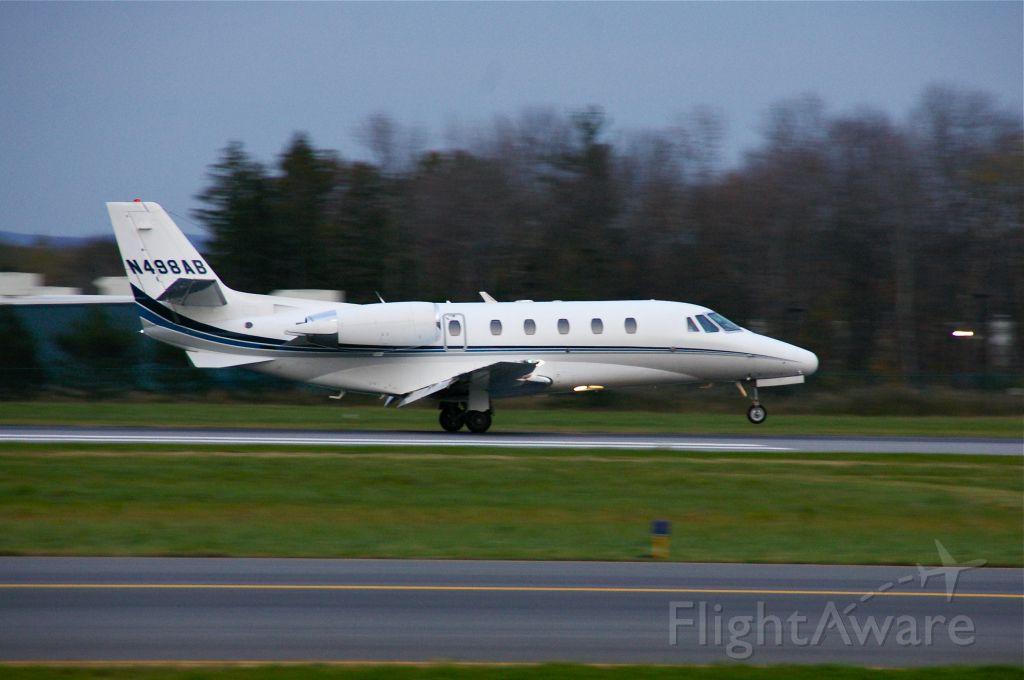 Cessna Citation V (N498AB)