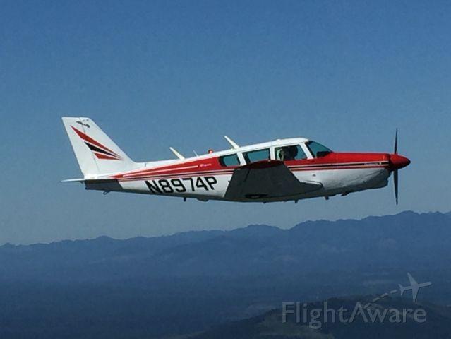 Piper PA-24 Comanche (N8974P)