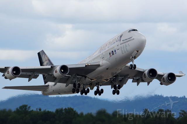 Boeing 747-200 (TF-AAK)