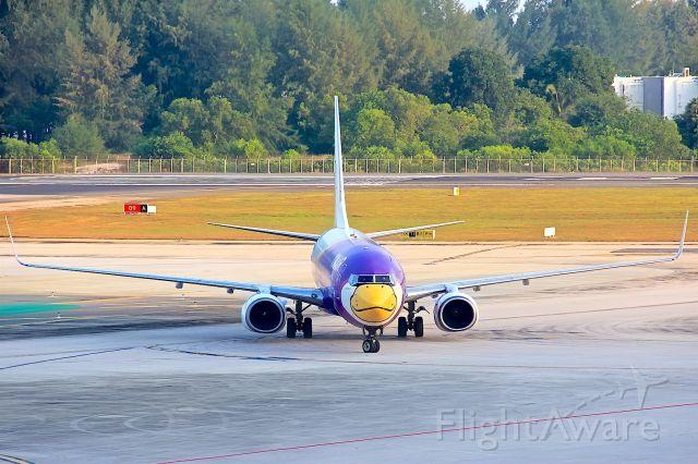 Boeing 737-700 (HS-DBA)