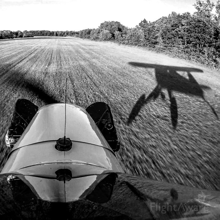 C-FNGQ — - 1945 Piper J3 (J3C-65)... it's so slow, even my shadow is faster!